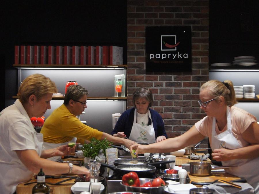 Akademia Kulinarna Celiaka – KUCHNIA WŁOSKA