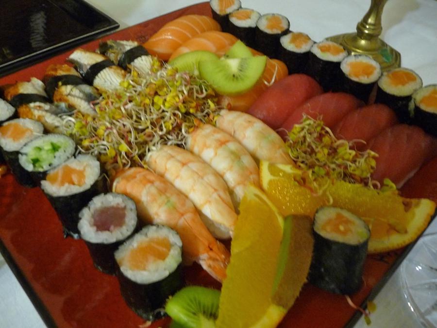 AKADEMIA KULINARNA CELIAKA - sushi dla początkujących